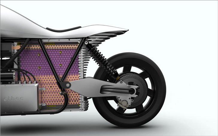 Ethec Electric Motorcycle