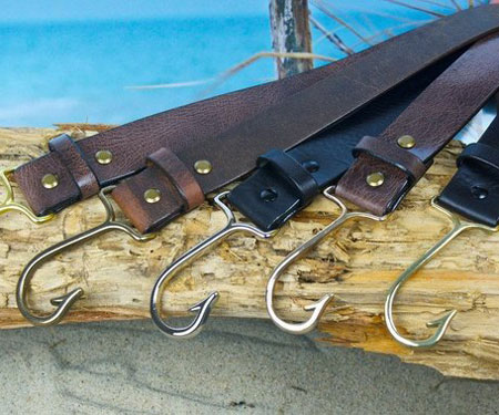 Fish Hook Belts