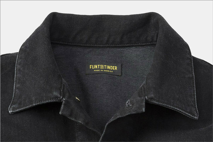 Flint and Tinder Stretch Denim Trucker Jacket