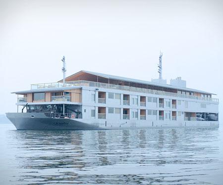 Floating Guntu Hotel