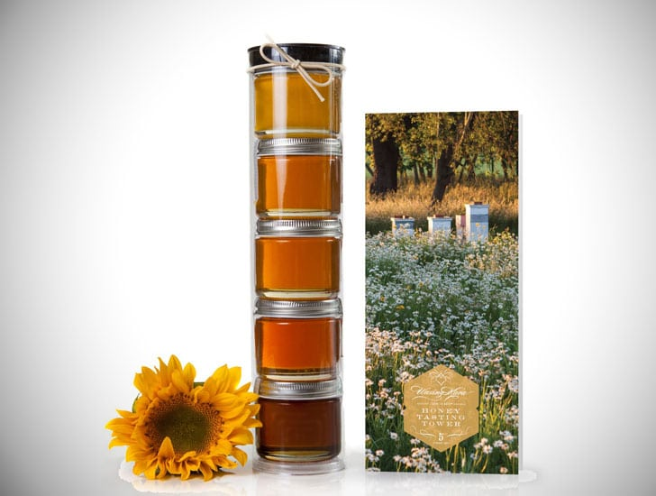 Honey Tasting Tower