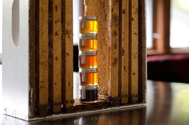 Honey Tasting Tower