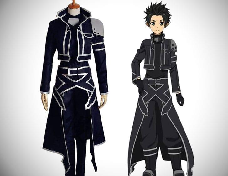 Kirito Anime Costume