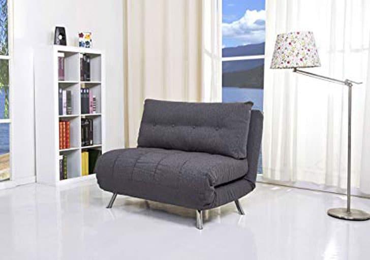 Latitude Run Convertible Chair