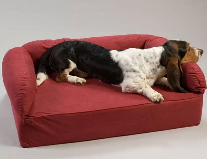 Luxury Dog Memory Foam Sofa