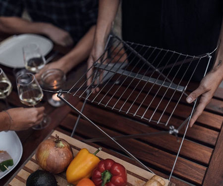 M1 Portable Grill