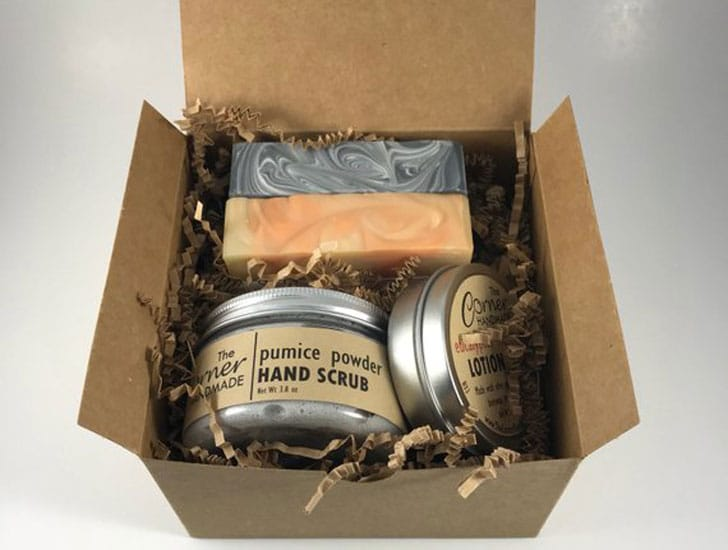 Mechanics Hand Scrub Gift Set