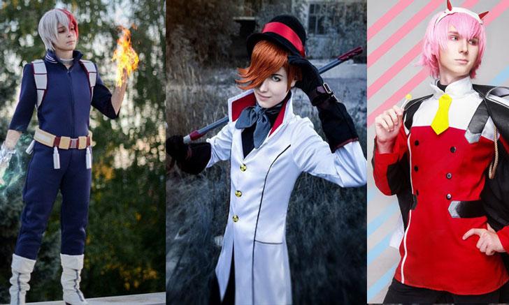 Men's Anime Costumes For Guys