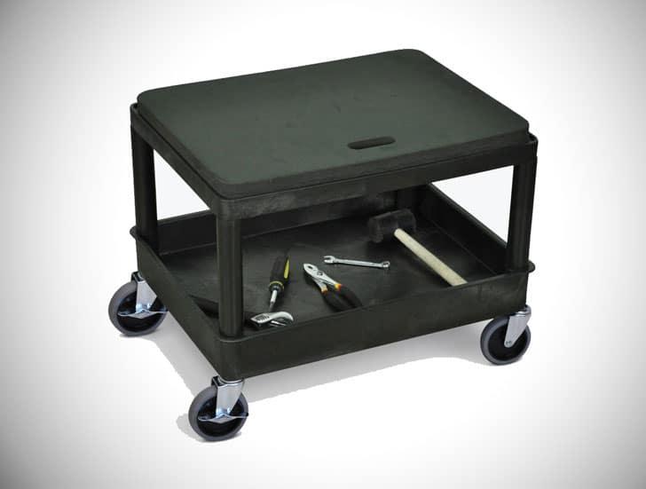 Mobile Mechanics Seat