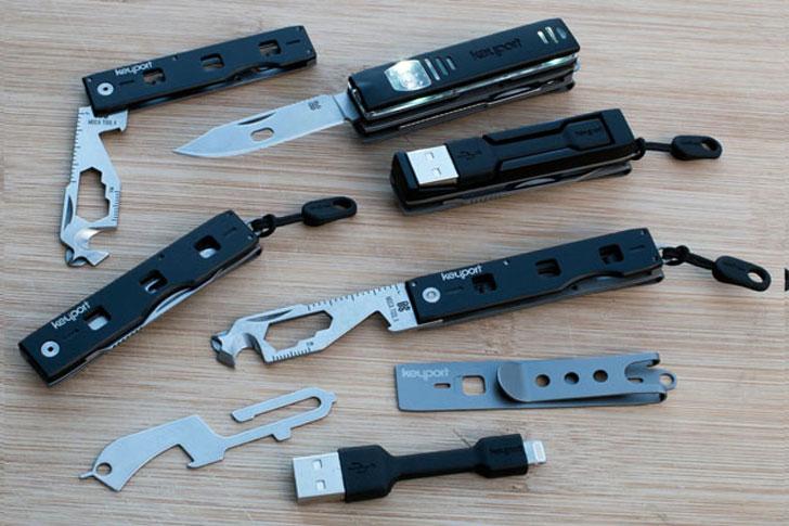 Modular Wearable EDC System
