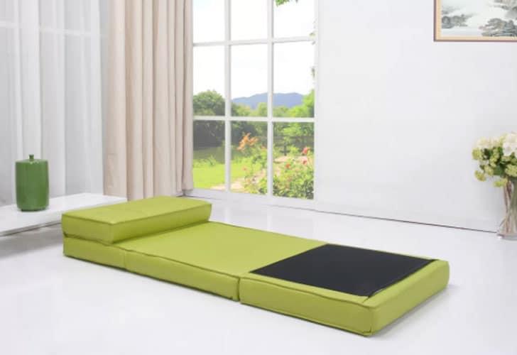 Onderdonk Convertible Chair Bed