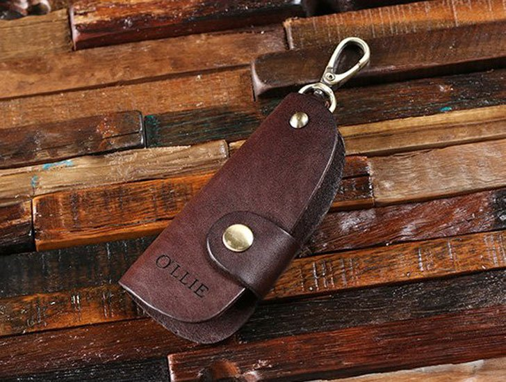 Personalized Multiple Key Ring
