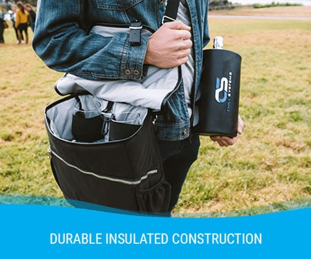 Portable Iceless Cooler Bags