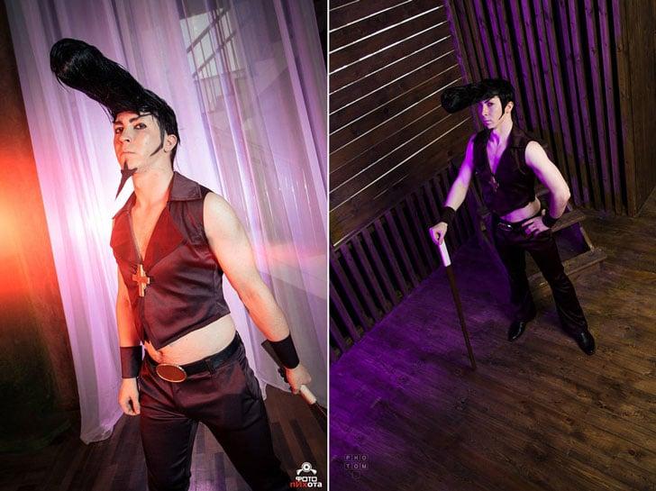 Shaman King - Ryunosuke Umemiya Cosplay Costume