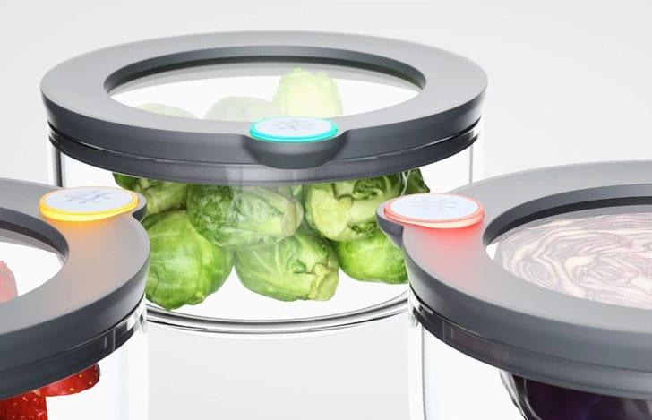 Smart Food Storage System