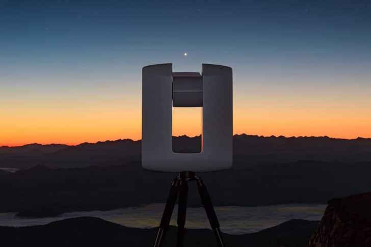 Stellina Smart Telescope