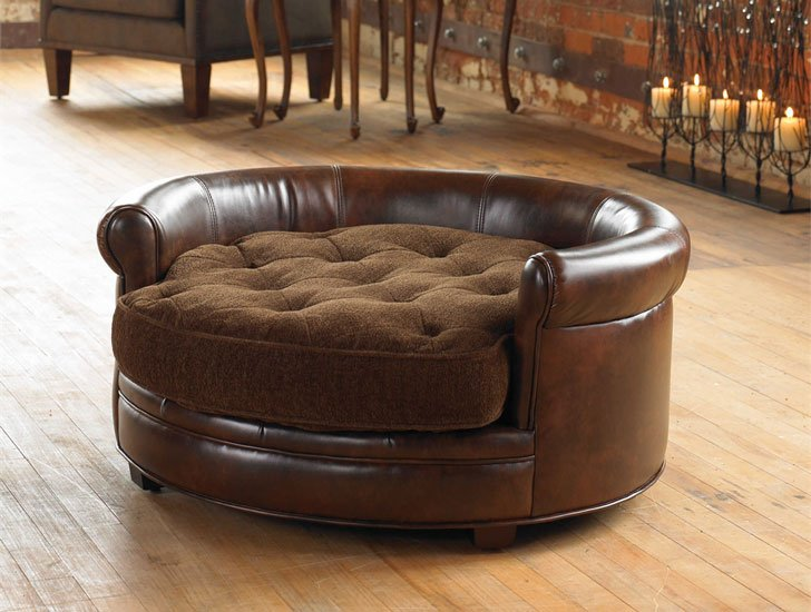 The Lucky Dog Chair - unique dog beds