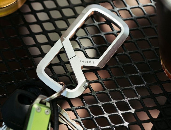 The Mehlville EDC Carabiner