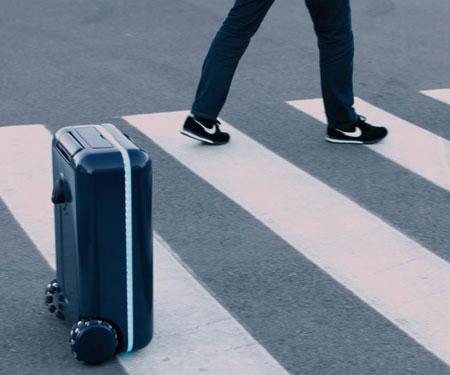 Travelmate Robotic Suitcase