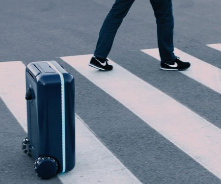 Travelmate Robotic Suitcase