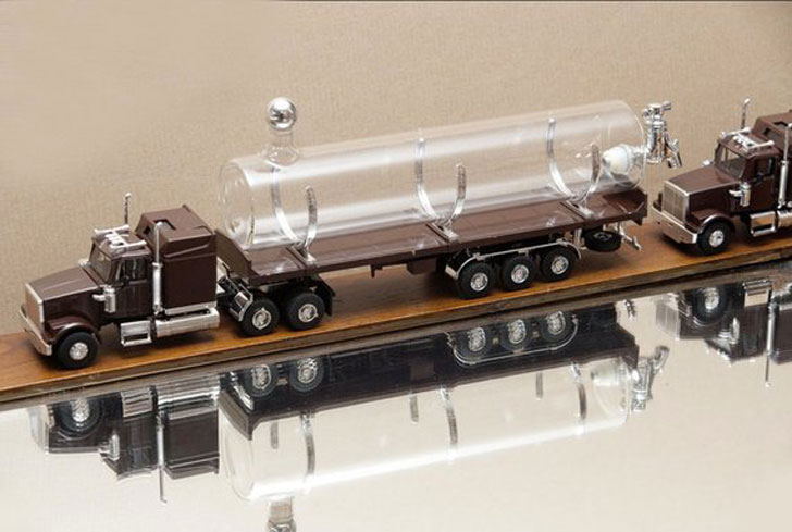Truck Bottle Truck Driver Gift - best gifts for truck drivers