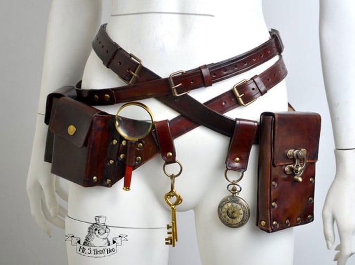 Ultimate Steampunk Belts Kit