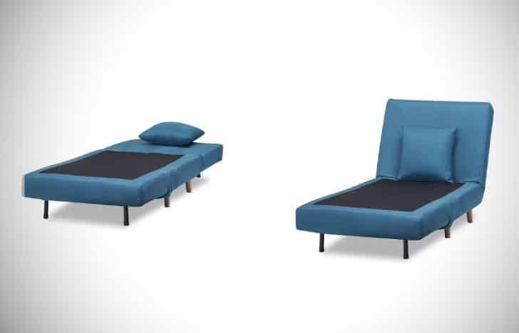 Wolfe Convertible Sleeper Chair
