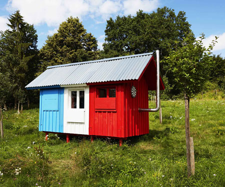 3-Hour DIY Tiny House