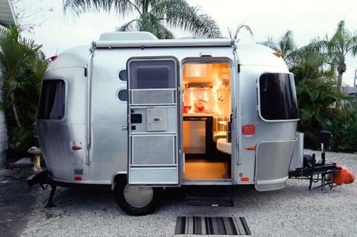 Airstream Sport Camper