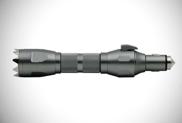 All-in-One Survival Gear Flashlight