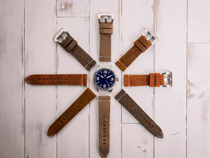 Astra A4- Blue Automatic Pilot Watch