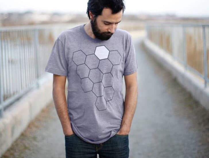 Bee Shirt Beekeeper Gift For Him or Her