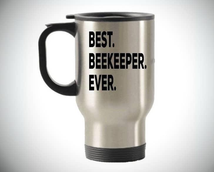 Beekeeper Travel Mug