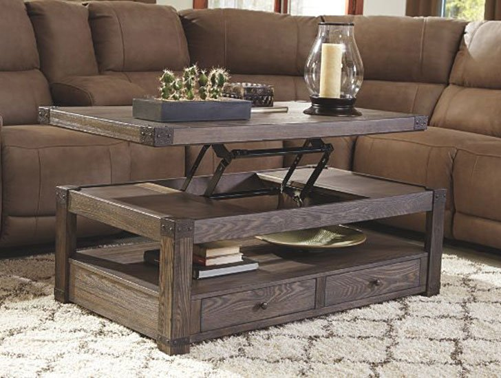 Bryan Storage Coffee Table with Lift Top