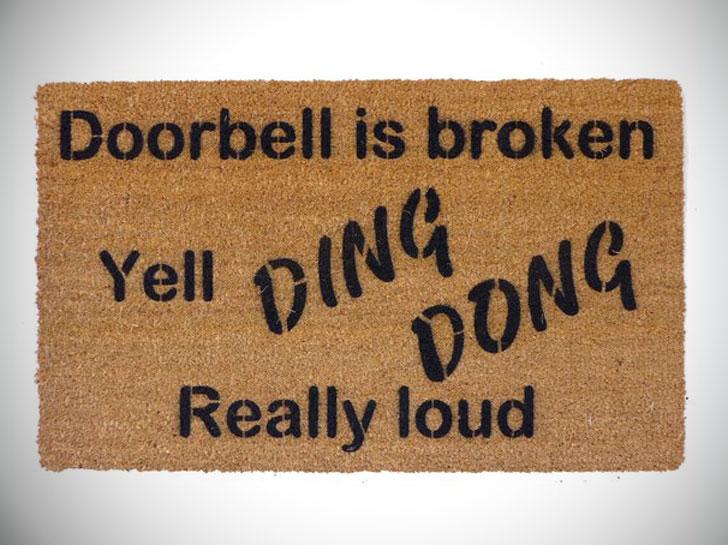 Door Bell is Broken
