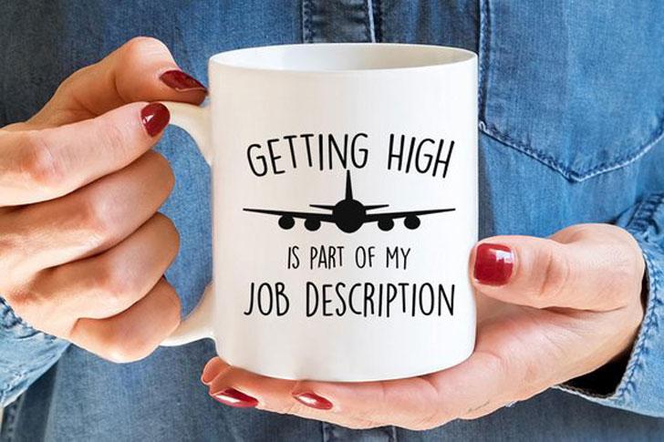 Funny Aviation Pilot Coffee Mug