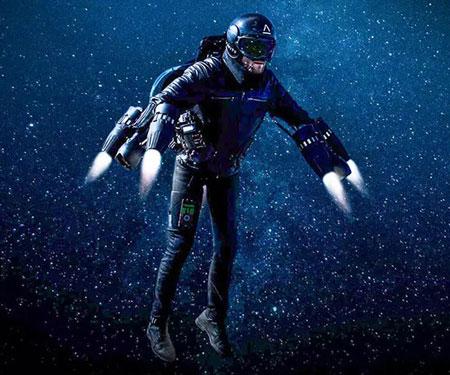 Gravity Industries Jetpack Suit