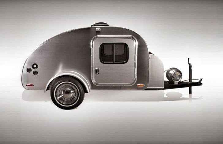 High Camp Teardrop Trailers