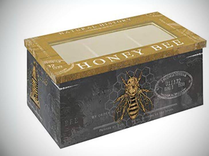 Honey Bee Tea Box