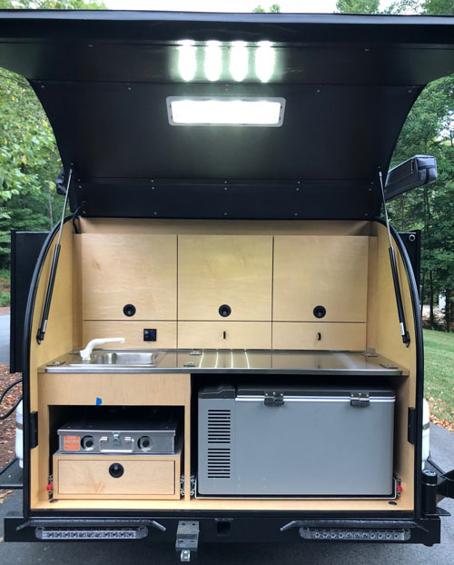 BRX1 from Blue Ridge Expedition Trailers