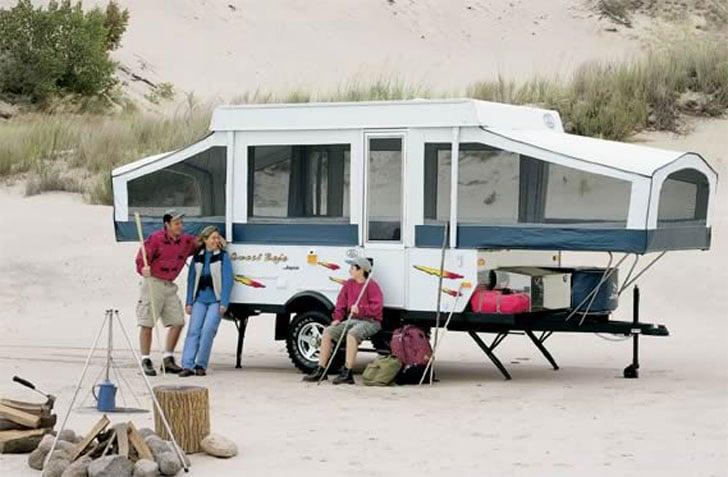 Jayco Baja Camping Trailer