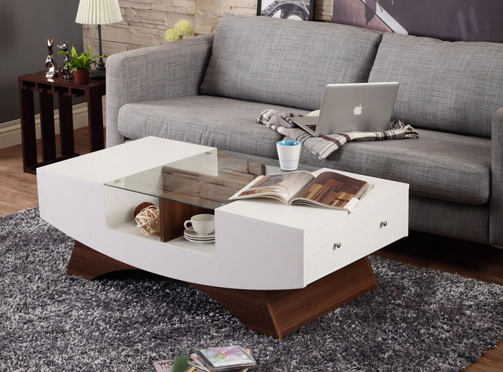 Madilynn Storage Coffee Table