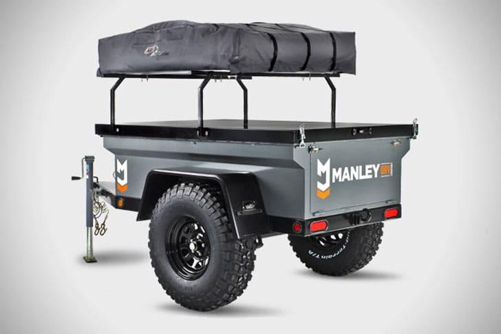 Manley ORV Explore Trailer