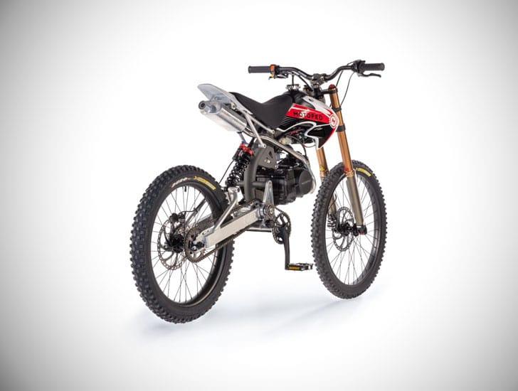 Motoped Pro Dirt Bike