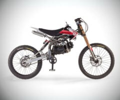 Motoped Pro Dirt Bike