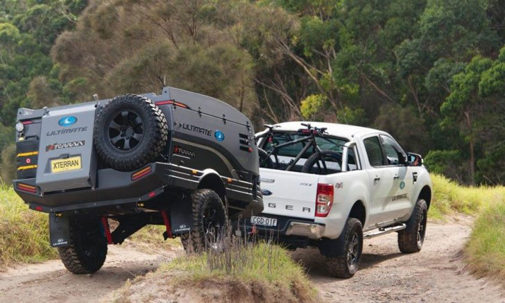 Off-Road Camper Trailers