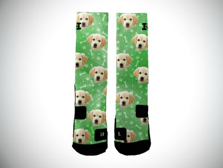 Personalized Face Socks