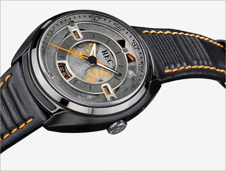 Salvaged Porsche 911 Watch