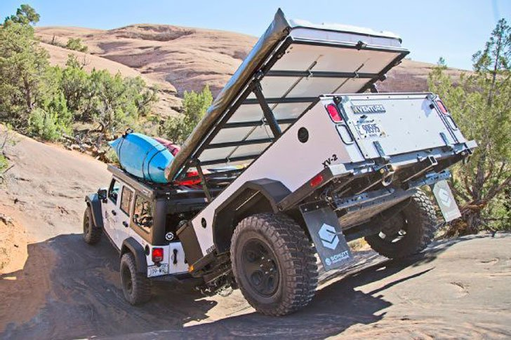 Schutt Industries XVENTURE Off-Road Trailer