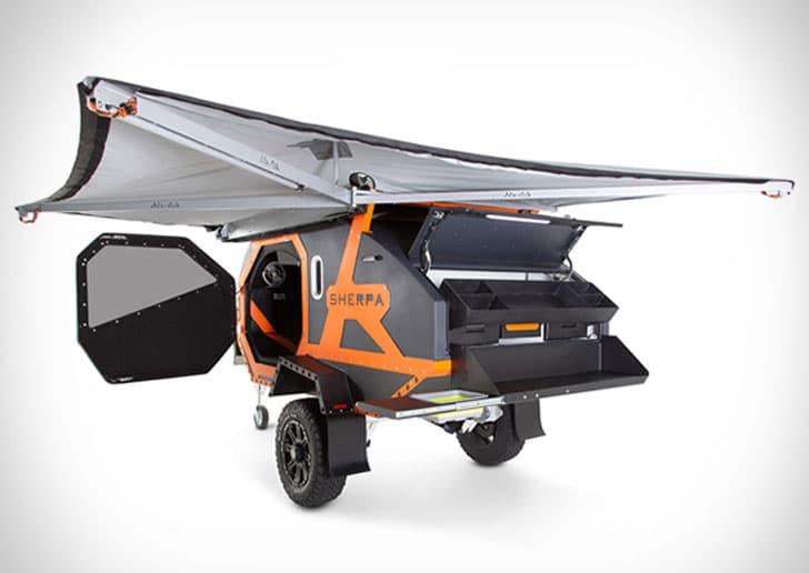Sherpa Off-Road Camper